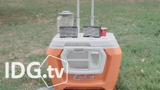 5 high-tech gadgets for an outdoor cookout