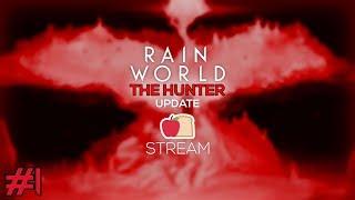 [Applebread] Rain World - Hunter Patch: Long & Hard + ART #1 (Full Stream)
