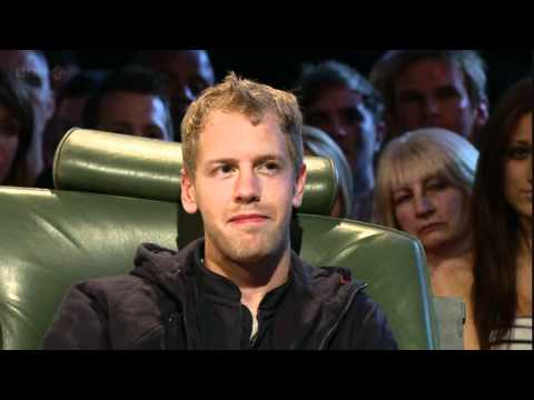 Sebastian Vettel in Top Gear