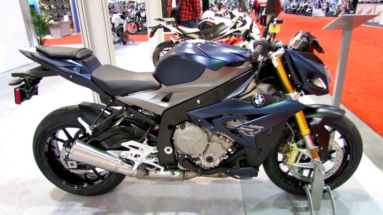 2014 Bmw S1000r Walkaround 2014 Toronto Motorcyle Show Youtube