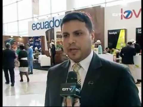 PRO ECUADOR: Ecuador at the Gulfood Show 2013 in Dubai