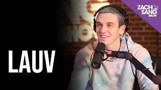 Lauv Talks Drugs & The Internet, Depression and New Music