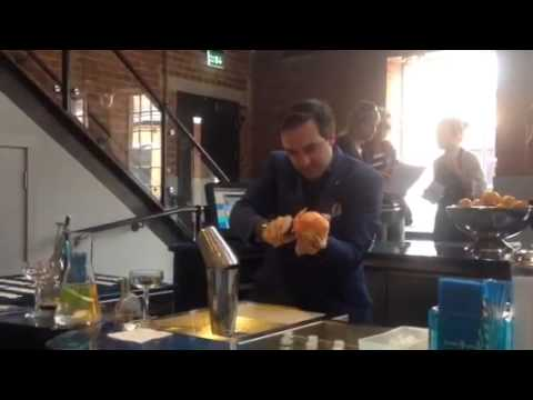 Bombay Sapphire Distillery - Sam Carter