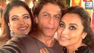 Shah Rukh Khan REUNITES With Kajol And Rani Mukherjee For A Movie | LehrenTV