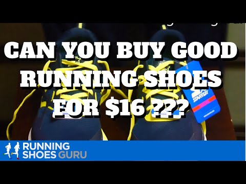 Can You Buy a Good Pair of Running Shoes for $16 ?