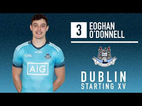 Dubs TV - Dublin Team Announcement v Galway