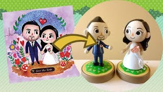 Making custom mayors (wedding toppers) | diyCrossing