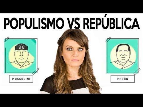 El verso del Populismo