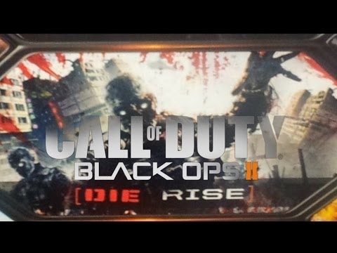 Cod Black Ops 2 Zombie с подписчиками [Mob of the dead & Die Rise] Часть 1