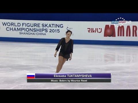 ISU World Figure Skating Championship 2015 FS Чемпионат мира фигурное катание произвольная