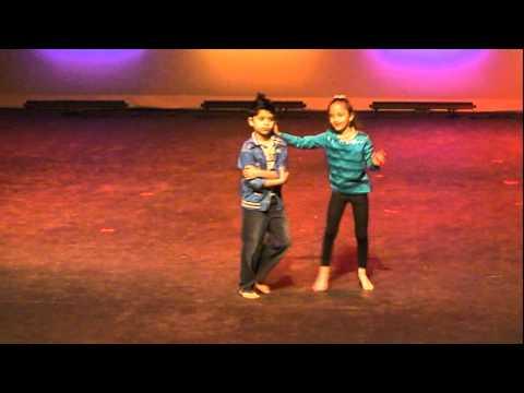 FMGCS Talent Show 2012 - Karle Baby Dance Wance Dance