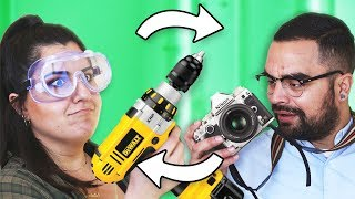 Swapping Jobs for a Day Challenge!