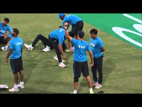 India Vs New Zealand WT20 Pre Match Practice Football and KENT Cricket Live!