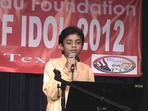 Aditya - TNF Idol 2012 - Sri Ranga Nathanin Paatham - Movie...