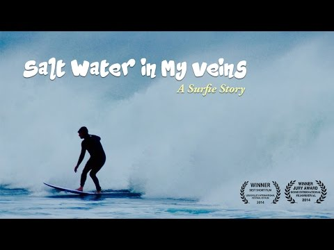 Salt Water in My Veins: A Surfie Story