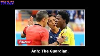 Mắc sai lầm trong trận thua Nhật Bản, cầu thủ Colombia bị dọa giết