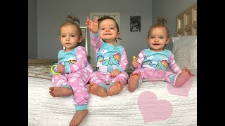 Spend the day with Triplets!