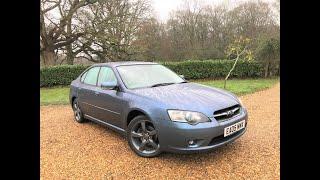 Subaru Legacy AWD SE Auto For Sale via Small Cars Direct, Hampshire