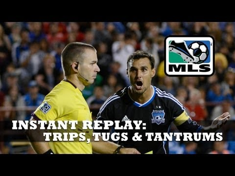 Trips, Tugs and Tantrums - Instant Replay