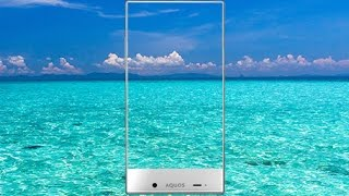 SHARP AQUOS Crystal X 402SH better than 306SH & 305SH in English review by japanese-phones.com.ua