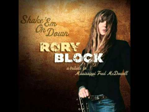 Rory Block - Shake 'Em On Down Music Videos