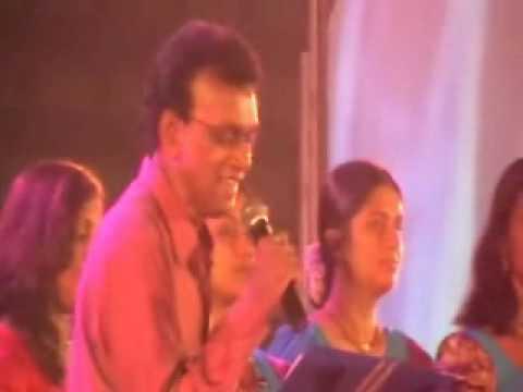 GEETH MADHURI MUSICAL SHOW 2010                 Tum Agar Saath...