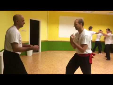 Chow Gar Kung Fu - Geng Tan Chong