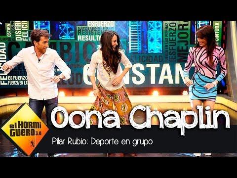 Cambio Constante con Pilar Rubio: Deporte en grupo - El Hormiguero 3.0