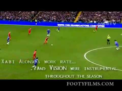 Xabi Alonso-2008/9 season review