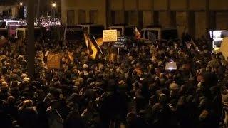 """LIVE:LEGIDA demo in Leipzig """"Patriotic Europeans against the Islamisation of the West"""" Image"""