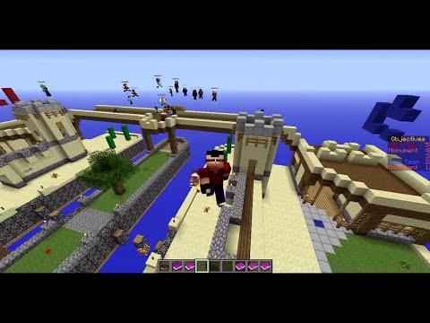 Minecraft: PROYECTO ARES | El puente del DESTINO