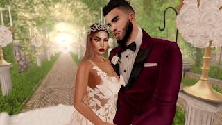 Swain & Anna Second Life Wedding - 6.24.18