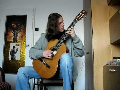 Antonio Lauro - Vals Venezolano no. 3