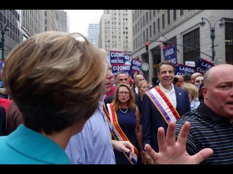 Andrew Cuomo's Hilariously Sad Attempt at Avoiding Zephyr Teachout