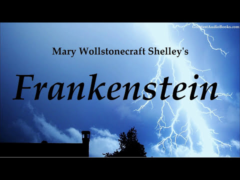 FRANKENSTEIN by Mary Shelley - FULL AudioBook | Greatest Audio Books | Horror Suspense Thriller