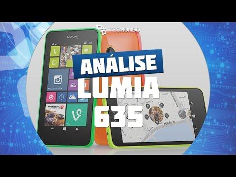 Nokia Lumia 635 [Análise de Produto] - TecMundo
