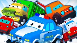 Road Rangers | Super Car Royce | Monster Truck Dan + More Vehicle Videos for Children | Car Cartoon