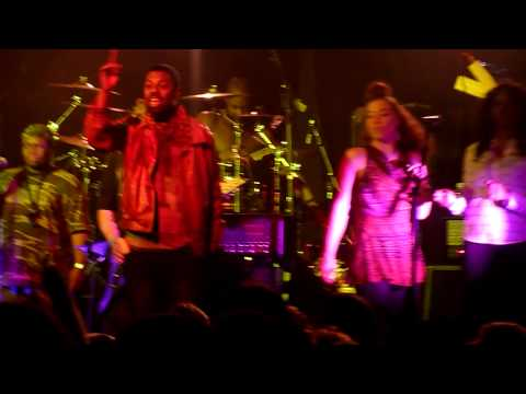 George Clinton & P-Funk - One Nation Under A Groove - 2013 Sydney