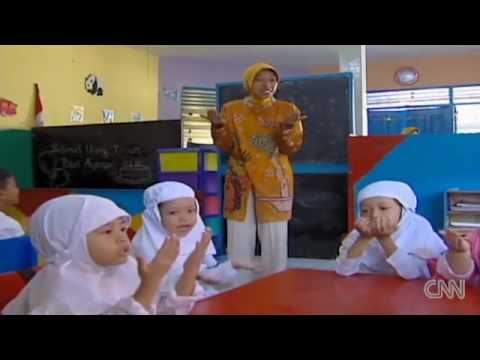 "CNN reports on ""explicit"" sex ed dolls in Indonesia"