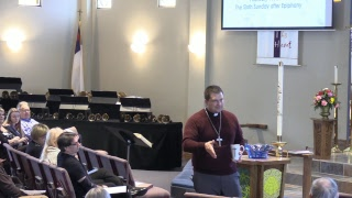 2019-02-17 - Sunday Bible Class - Lesson 4C - The Office of Holy Ministry