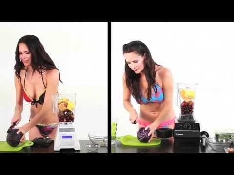 JUICING - Blendtec Vs Vitamix - The Blender Babe Reviews