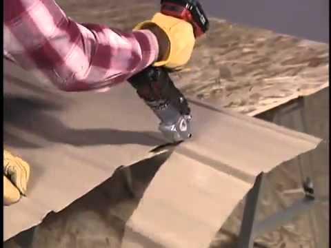 Serie de herramientas para cortar metal TurboShear   Cizallas TurboShear originales
