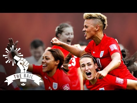 The Rise Of Women's Football | The Rail Extra