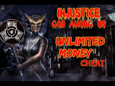 Injustice God Among Us Unlimited Money hack Android
