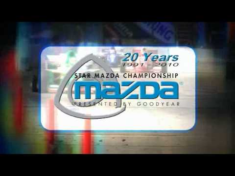 Intro video for the 2010 Star Mazda Championship presented by Goodyear and the Visit Florida Cup.