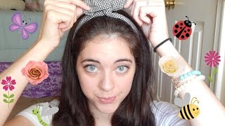 3 Ways To Style Wire Headbands