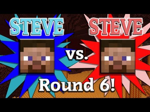 Steve vs. Steve - A Minecraft Rivalry - EP06