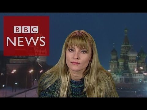 'Crimeans weren't under pressure to vote joining Russia' - BBC News