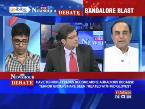Bomb Terrorist Camps in POK and Rehabilitate 5 Lakh Kashmiri Pandits - Dr Subramanian Swamy