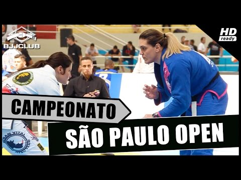 "Gabi Garcia Vs Talita ""Treta"" – SP Open"